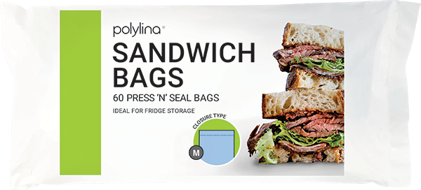 Polylina supply value press and seal food bags perfect for everyday use